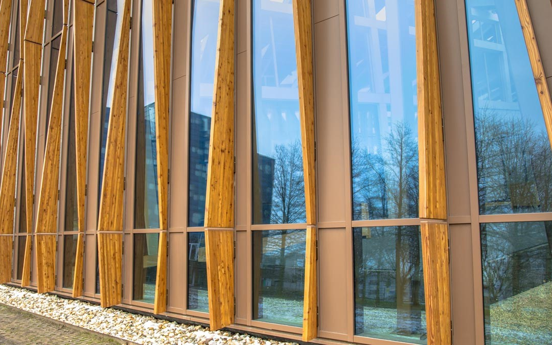 Eco-Luft Holzbauten Gutachten Messtechnik